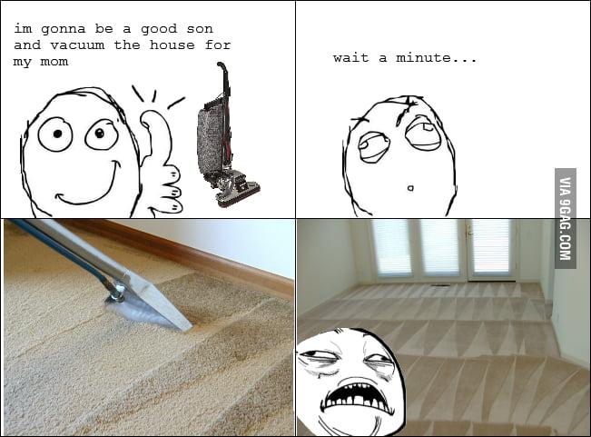 Dat carpet