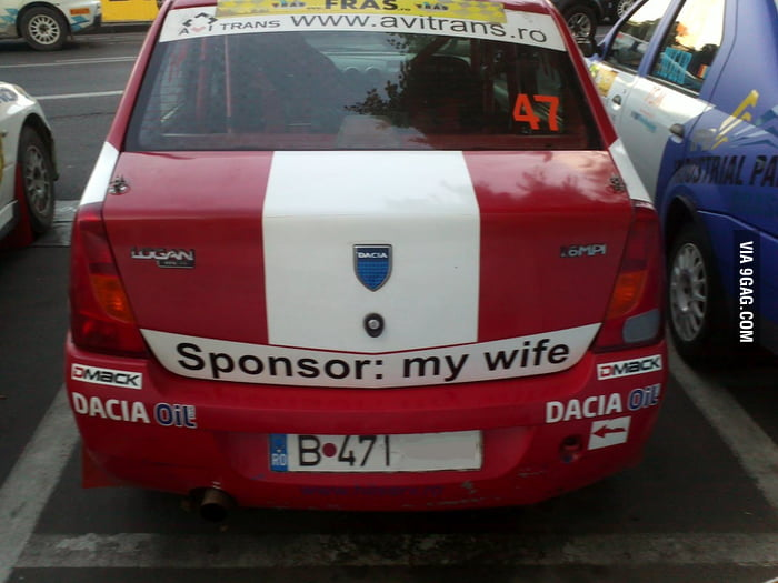 Still the best sponsor ever!