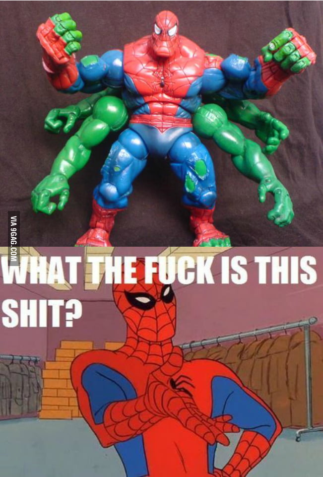 SpiderHulk!?