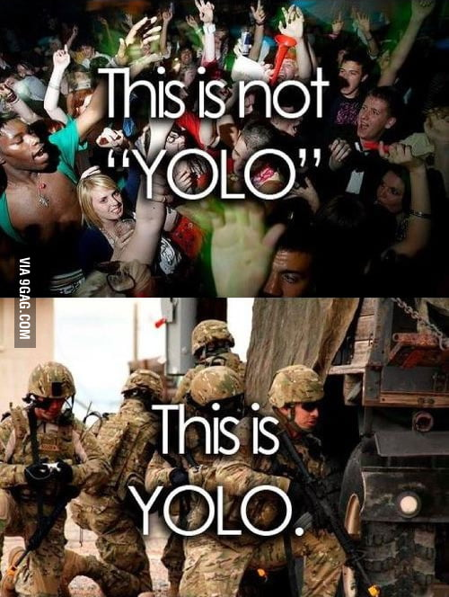 Truth about YOLO