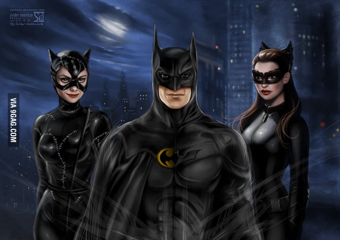 1992 or 2012 Batman ?