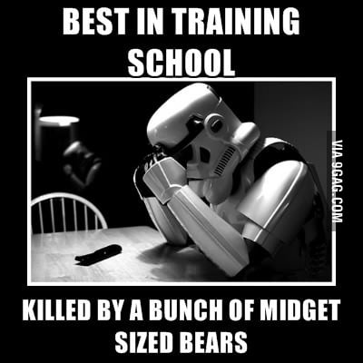 Bears worked out harder