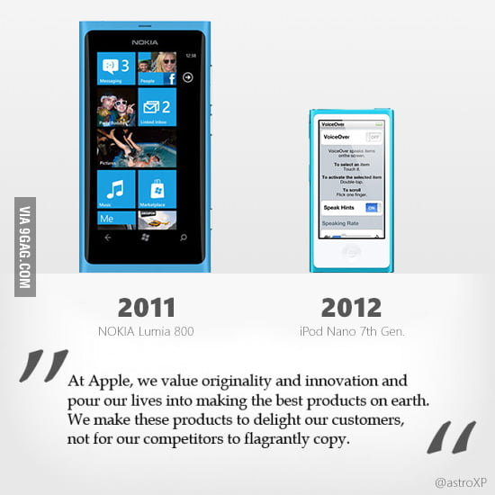 Apple at its best