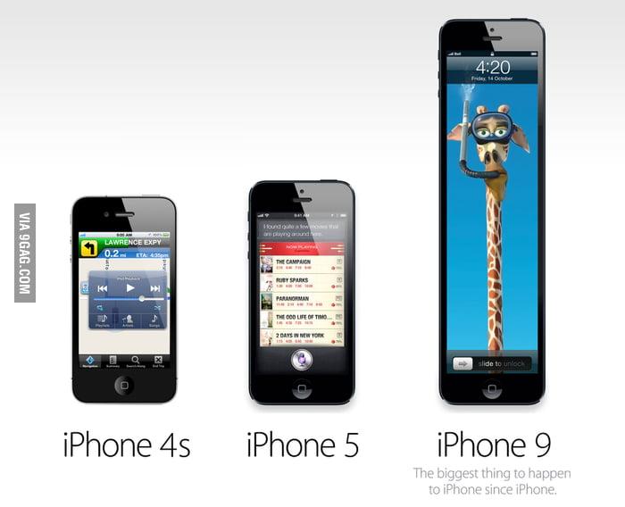 Iphone9 =)) - 9GAG