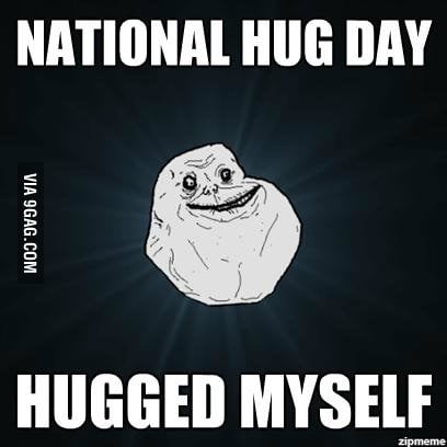 National Hug Day 9gag