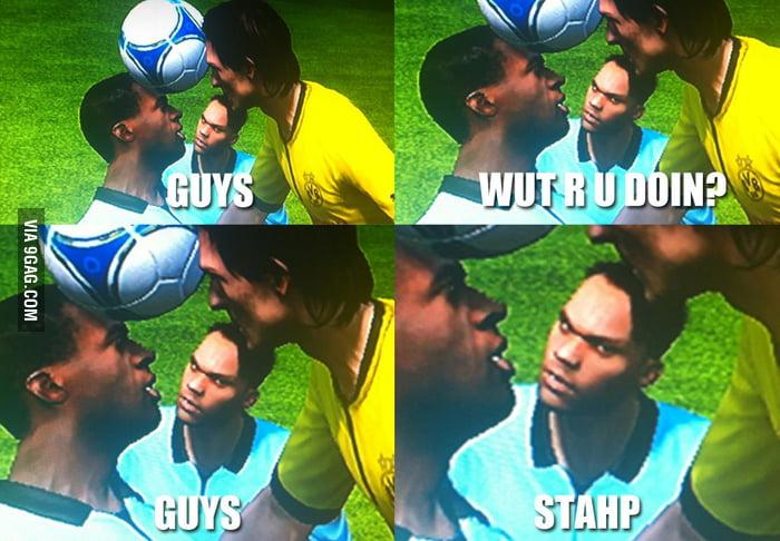Oh FIFA 13
