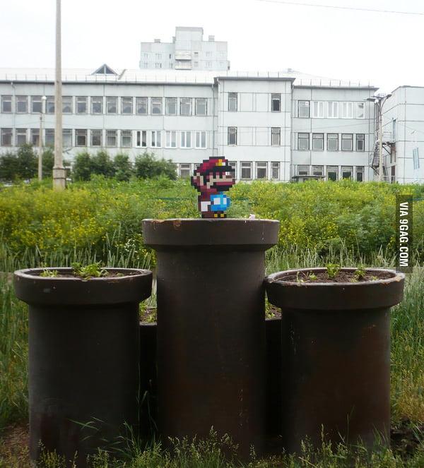 2D Paper Mario