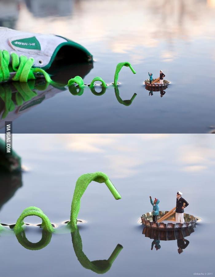 Loch Ness Monster?