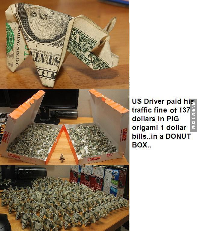 How to pay your traffic fine