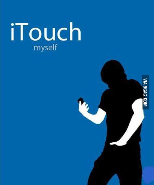 ITouch...a handful job