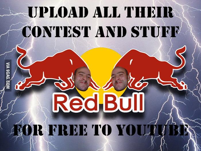 Good Guy Red Bull