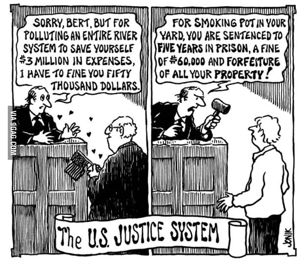 The US Justice System