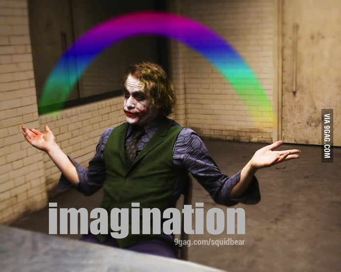 Joker - Imagination