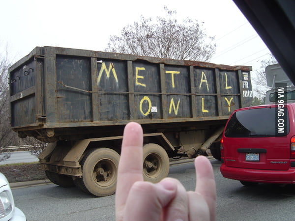 Metal Only!