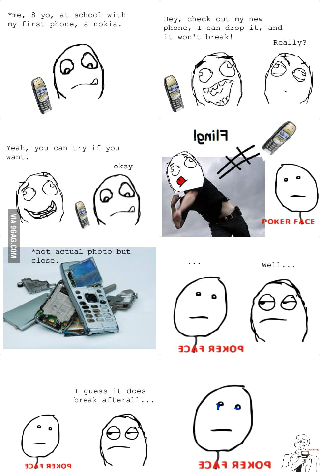 Nokia is just an urban legend.