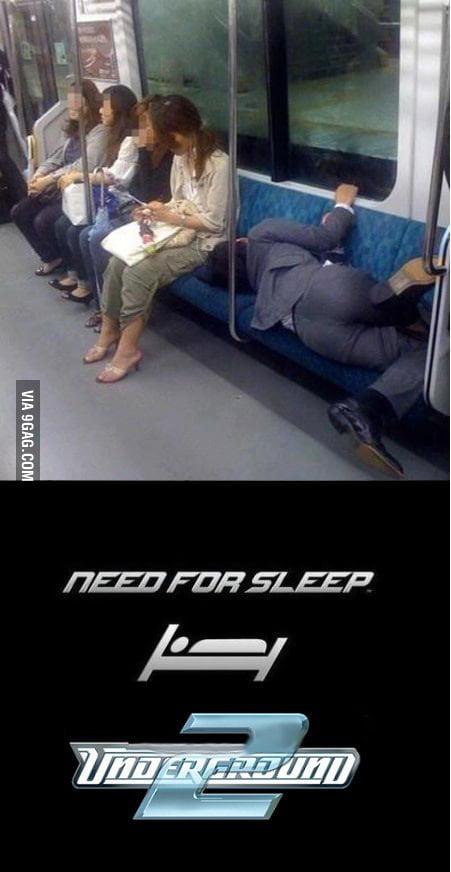 Need For Sleep Underground 2