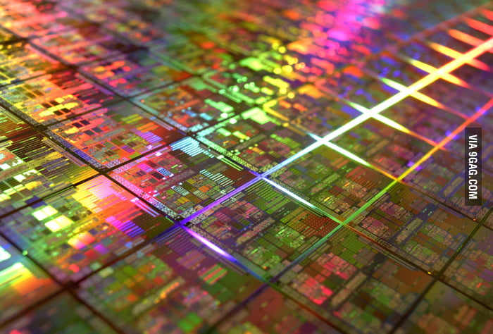 Never expected processors can look that beautiful!