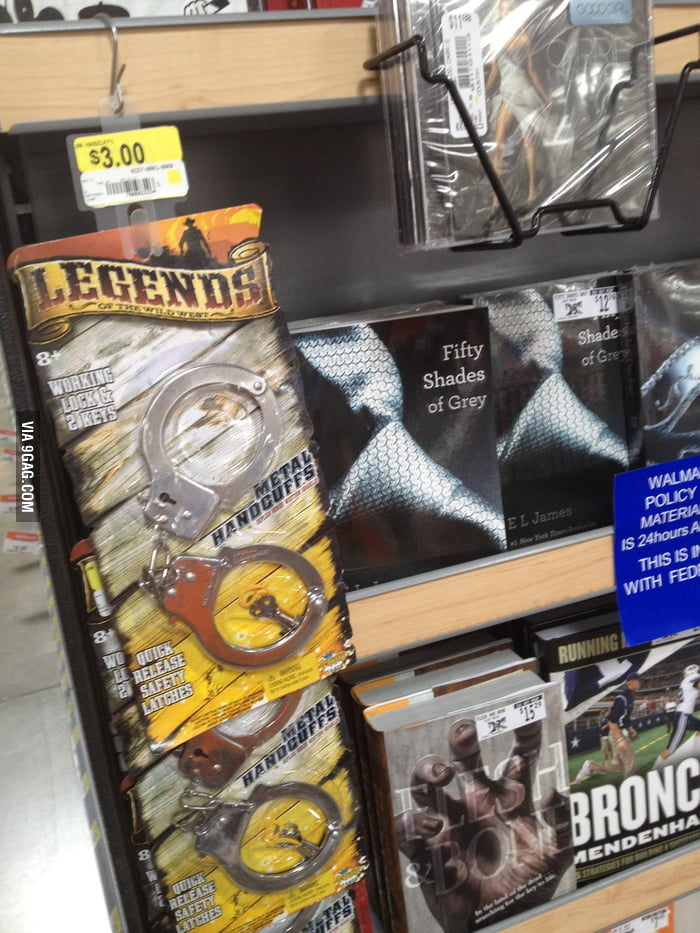 Hey Walmart, is this placement intentional?