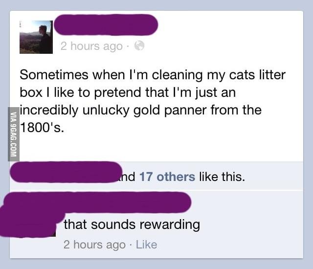 That sounds rewarding