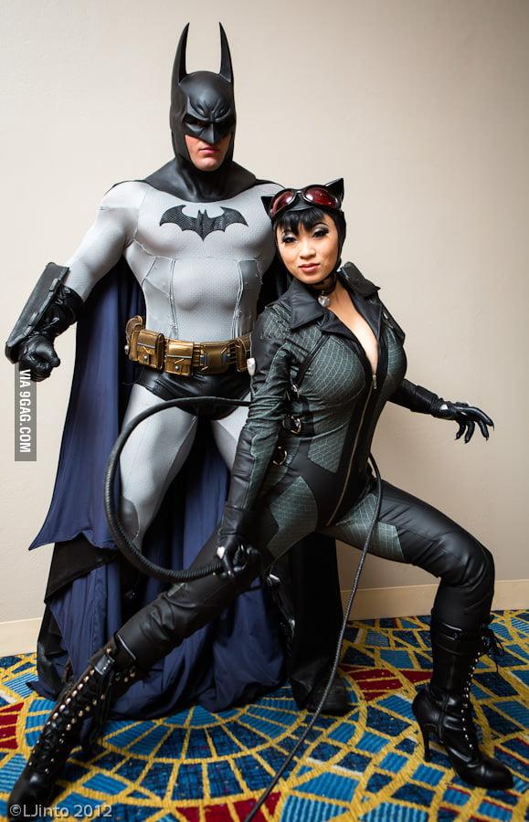 Batman Arkham City Cosplay