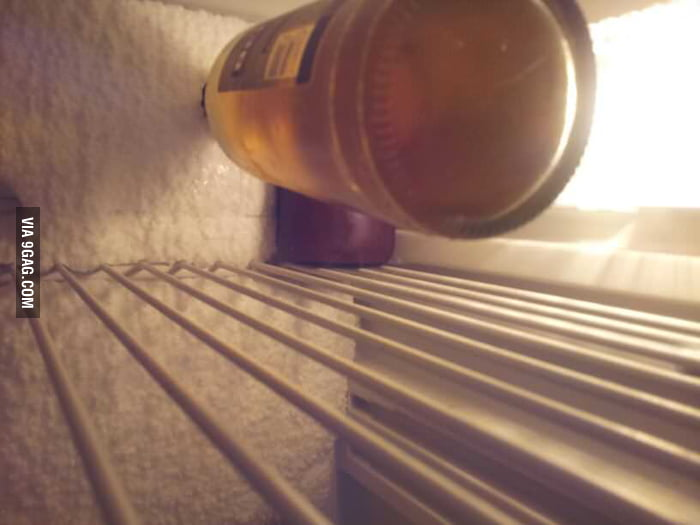 So you think your fridge is cold?