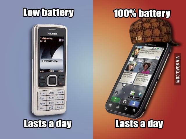 Scumbag smartphones
