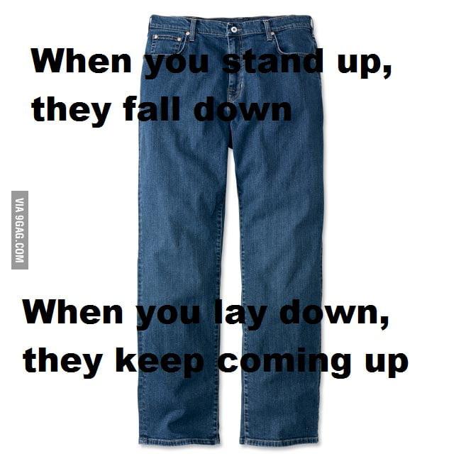 Scumbag Pants