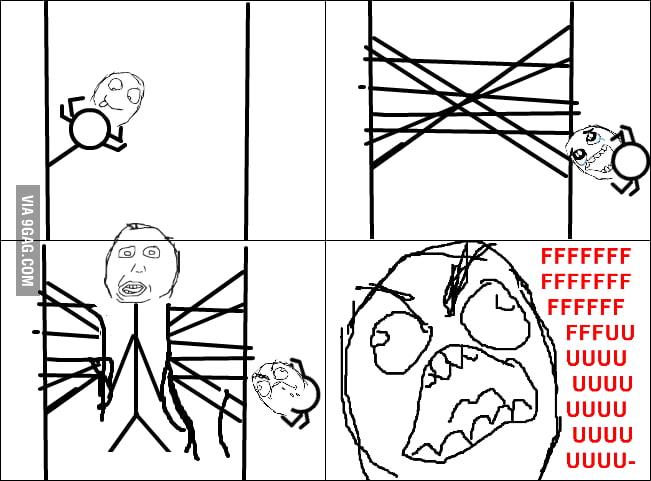 Spider's Rage