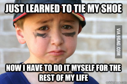 Heard a kid saying this today