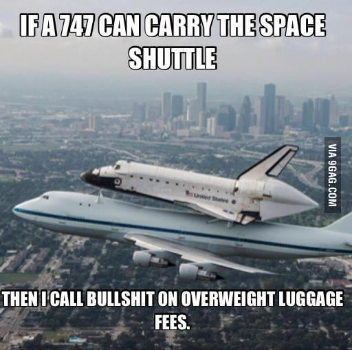Those airlines are lying!