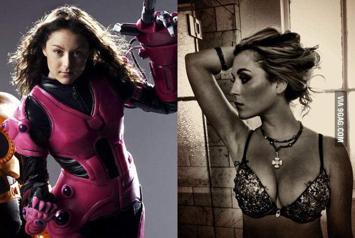 Carmen (Alexa Vega) from Spy Kids has grown up well.