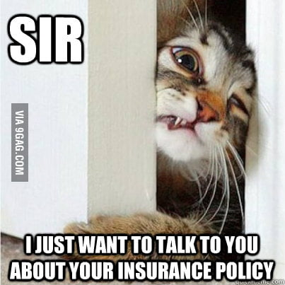 How working at an insurance agency feels
