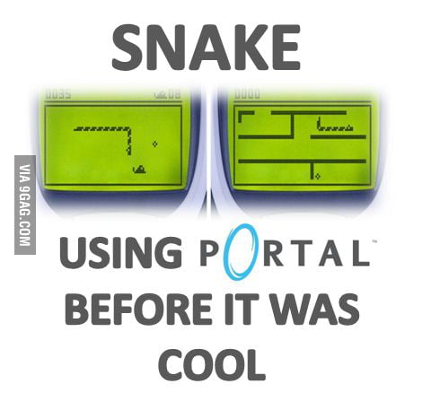 Portals before it was cool!
