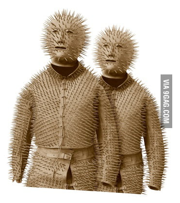 Siberian Bear Hunting Armour in 1800s