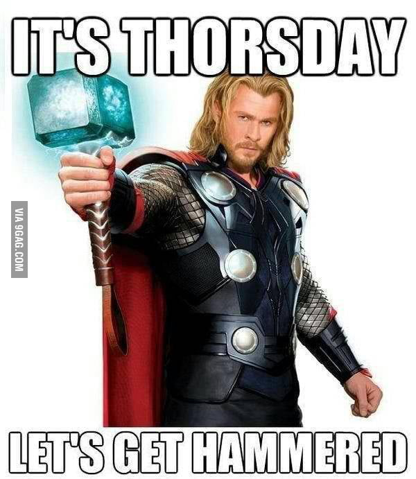 Thorsday