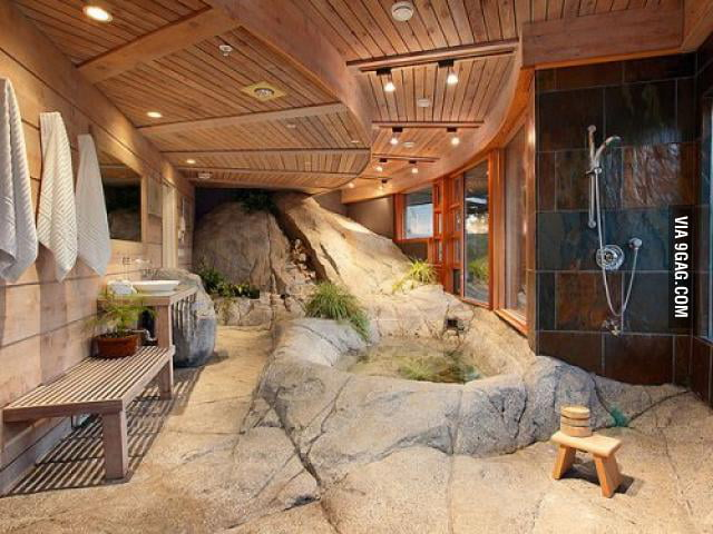 Epic bathroom