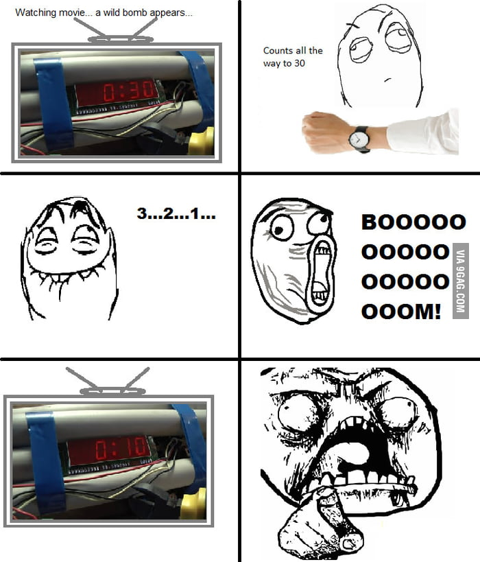 Bomb Rage