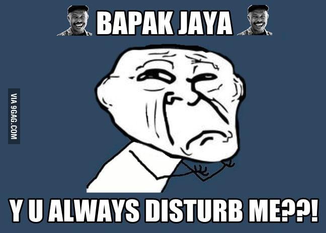 Introducing the newest meme, Pak Jaya