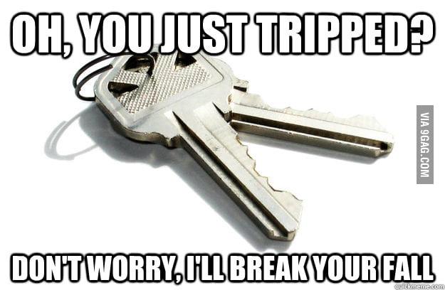 Scumbag Keys