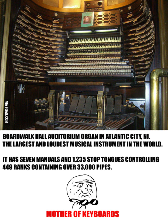 Mother of Keyboards