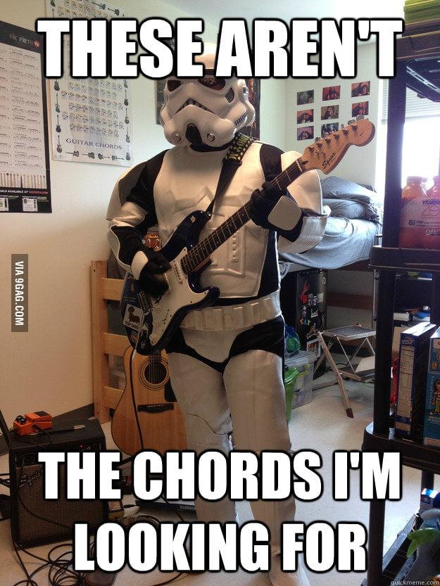 Stormtrooper Guitarist