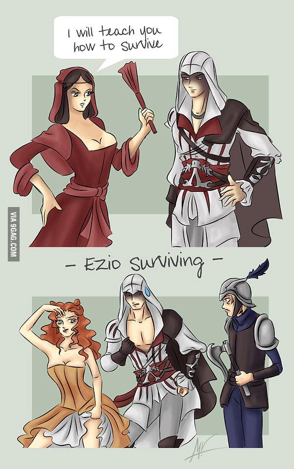 Assassin's logic