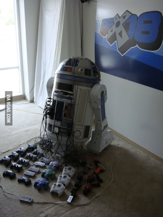 This is the droid that I'm looking for.
