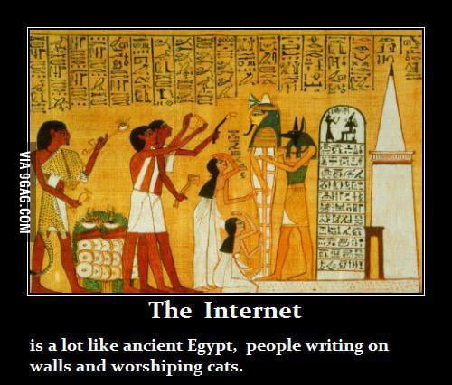 The truth about internet