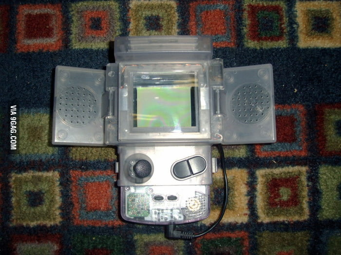 My Game Boy is definitely better than yours.