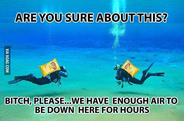 Scuba Lays Diving