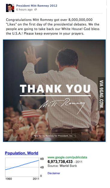 Congratulations Mitt Romney!... oh...