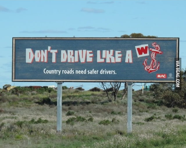 South Australia knows how to reach young drivers!