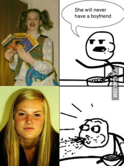 Ermahgerd Girl Hot 9gag