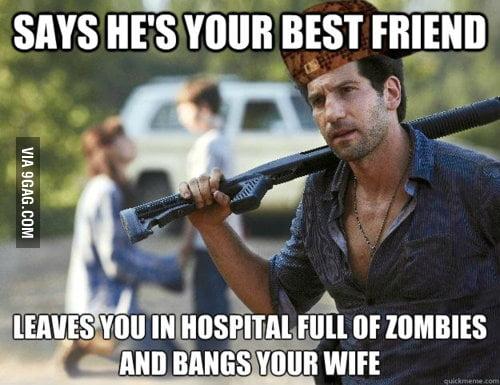 Scumbag Shane...